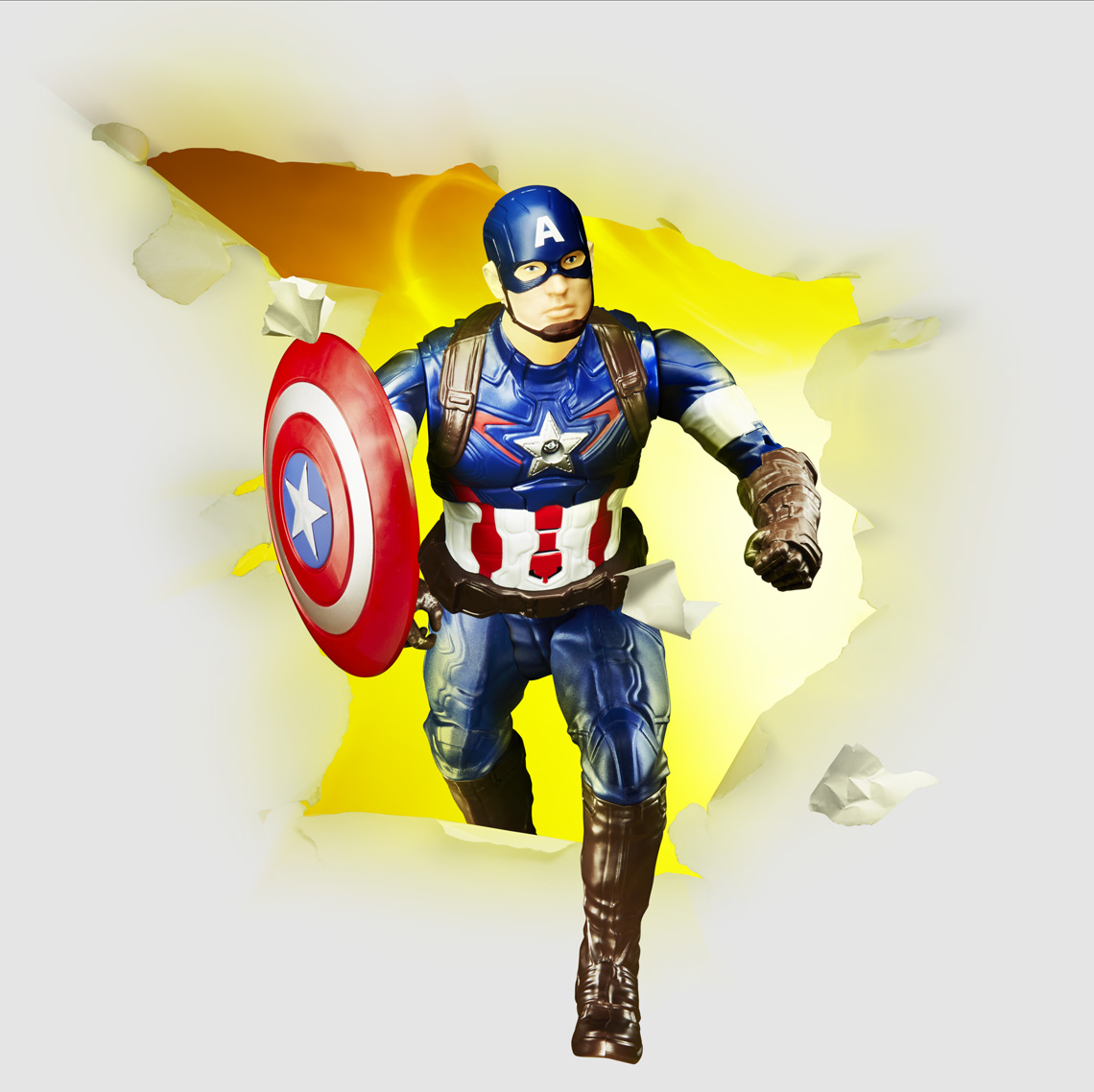 comic book_CaptainAmerica_V2